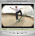 DemoVideo VX2k Ring filmed by Transworld
